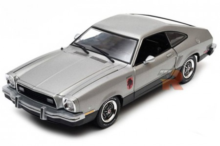 FORD Mustang II Stallion 1976 - Greenlight Escala 1:18 (12890)