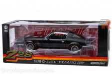 CHEVROLET Camaro Z 28 1978 - Greenlight Escala 1:18 (12902)