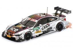 BMW M4 (F82) Campeon DTM 2014 M. Wittmann - Minichamps Escala 1:43 (410142423)