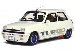 RENAULT 5 Gordini Turbo 1976 - Otto Mobile Escala 1:18 (OT691)