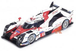 TOYOTA TS050 Hybrid 2nd 24h Le Mans 2016 Sarrazin / Conway / Kobayashi - Spark Scale 1:43 (s5103)