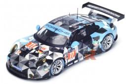 PORSCHE 911 RSR 24h Le Mans 2015 P. Dempsey / Long / Seefried - Spark Escala 1:43 (s4672)