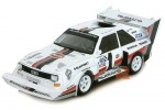 AUDI Quattro Winner Pikes Peak 1987 W. Rohrl - Spark Scale 1:43 (43PP87)