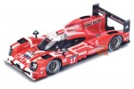 PORSCHE 919 Hybrid 2nd 24h Le Mans 2015 Bernhard / Hartley / Webber - Spark Scale 1:43 (s4638)