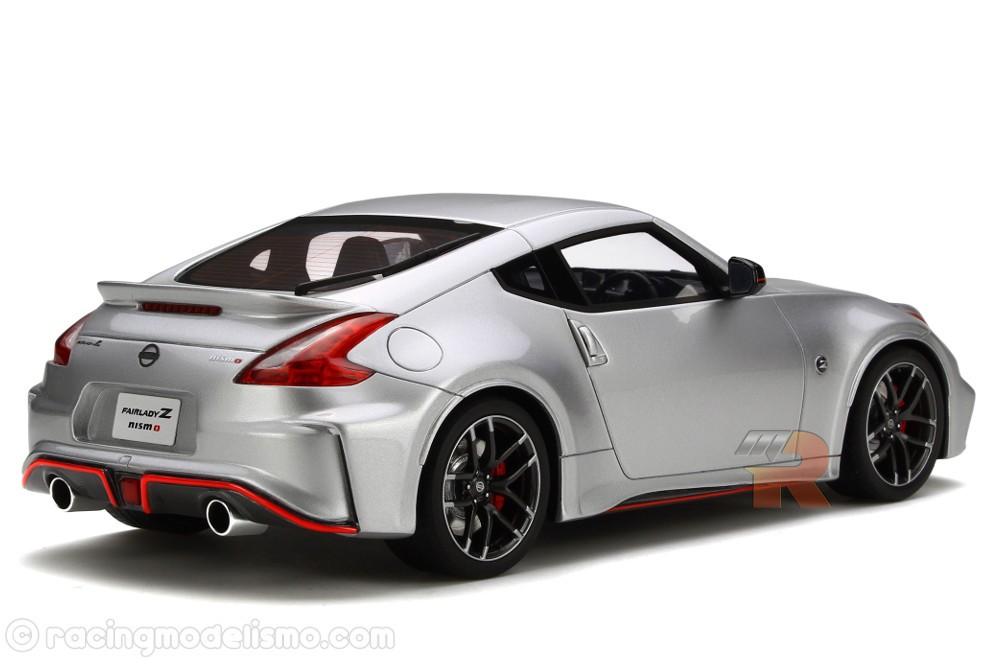 Nissan Fairlady 370z Nismo >> NISSAN Fairlady Z Nismo Z34 2015 - GT Spirit Scale 1:18 (GT138) - Racing Modelismo