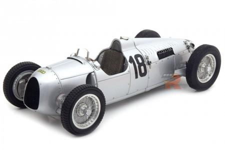 AUTO UNION Typ C Eifel Race No 18 1936 - CMC Models Scale 1:18 (M