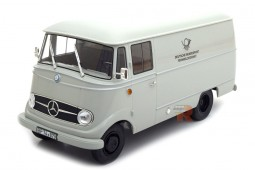 MERCEDES-Benz L319 Oficina Servicio Postal Aelman 1957 - Norev Escala 1:18 (183417)