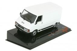FIAT 242E Furgoneta 1986 - Ixo Escala 1:43 (CLC298)