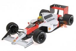 McLaren Honda MP4-5 Formula 1 1989 Ayrton Senna - Minichamps Scale 1:18 (540891801)