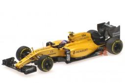 RENAULT R.S. Formula 1 2016 J. Palmer - Minichamps Scale 1:43 (417160030)