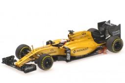RENAULT R.S. 16 Formula 1 2016 K. Magnussen - Minichamps Scale 1:43 (417160020)