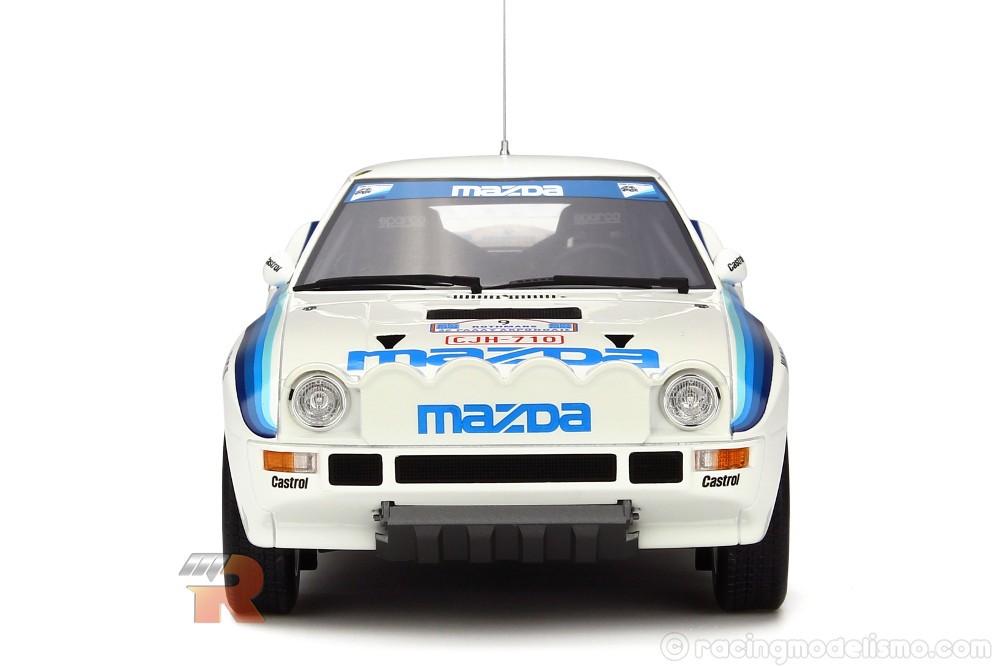 mazda rx7 1985 racing. mazda rx 7 grb rally acropolis 1985 otto scale 118 mazda rx7 racing r