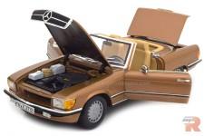MERCEDES-Benz 300 SL Cabrio 1986 - Norev Escala 1:18 (183514)