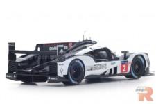 PORSCHE 919 Hybrid Gandor 24h Le Mans 2016 M. Lieb / R. Dumas / N. Jani - Spark Escala 1:43 (43LM16)