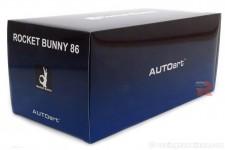 Rocket Bunny TOYOTA 86 2015 - AutoArt Escala 1:18 (78756)