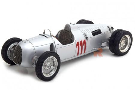 AUTO UNION Typ C No.111 Ganador Schauinsland 1937 H. J. Stuck - CMC Escala 1:18 (M-162)