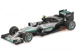 MERCEDES AMG W07 GP F1 Monaco World Champion N. Rosberg - Minichamps Scale 1:43 (417160306)