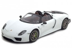 PORSCHE 918 Spyder Weissach Package 2013 - AutoArt Escala 1:18 (77926)