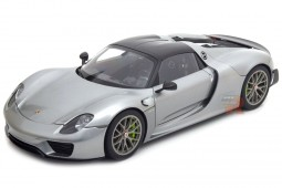 PORSCHE 918 Weissach Package - AutoArt Scale 1:18 (77925)