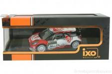 CITROEN DS3 Rally Monte Carlo 2016 K. Meeke / P. Nagle - Ixo Escala 1:43 (RAM627)