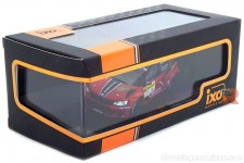 SKODA Fabia R5 Ganador Rally Barum 2016 J. Kopecky / P. Dresler - Ixo Escala 1:43 (RAM651)