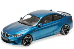 BMW M2 Coupe 2016 - Edicion Limitada 786 pcs - Minichamps Escala 1:18 (155026101)