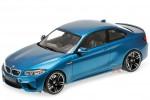BMW M2 Coupe 2016 - Edicion Limitada 786 pcs - Minichamps Escala 1:18 (155026101)