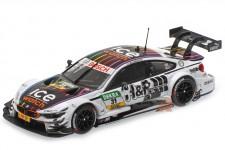 BMW M4 (F82) DTM 2016 T. Blomqvist - Minichamps Escala 1:43 (410162431)