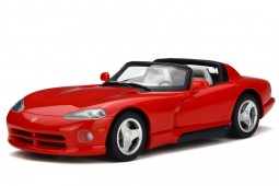 DODGE Viper RT / 10 Rojo 1992 - GT Spirit Escala 1:18 (GT156)