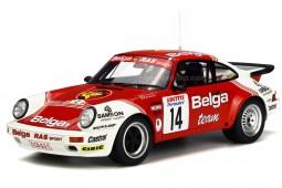 PORSCHE 911 SC RS Rally Ypres 1985 R. Droogmans / R. Joosten - OttoMobile Scale 1:18 (OT676)