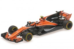 MCLAREN Honda MCL32 GP China 2017 S. Vandoorne - Minichamps Escala 1:43 (537174302)