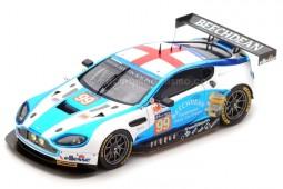 ASTON MARTIN V8 Vantage AMR 24h Le Mans 2016 A. Howard / L. Griffin / G. Hirsch - Spark Escala 1:43 (S5145)