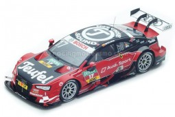 AUDI RS5 Team Abt DTM 2016 Miguel Molina - Spark Scale 1:43 (SG296)