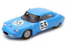 CD PANHARD 24h Le Mans 1962 A. Guilhaudin / A. Bertaut - Spark Scale 1:43 (S4710)