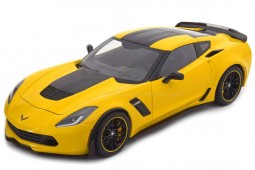 CHEVROLET Corvette Z06 C7-R Edition - AutoArt Scale 1:18 (71260)
