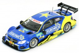 MERCEDES AMG C63 DTM 2015 G. Paffet - Spark Scale 1:43 (SG222)