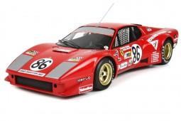 FERRARI 365 GT4BB NART 24h Le Mans 1978 Migault / Guitteny - BBR Escala 1:18 (BBRC1813E)