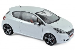 PEUGEOT 208 GTi 2013 - Norev Scale 1:18 (184824)