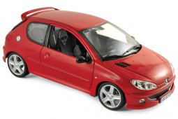 PEUGEOT 206 RC 2003 - Norev Scale 1:18 (184823)