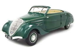 PEUGEOT 402 Eclipse 1937 - Norev Scale 1:18 (184871)