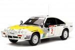 OPEL Manta 400 Gr.B Rally Safari 1985 R. Aaltonen / L. Drews - Otto Scale 1:18 (OT245)