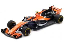 McLaren Honda  MCL32 GP Formula 1 Australia S. Vandoorne - Spark Escala 1:43 (S5041)