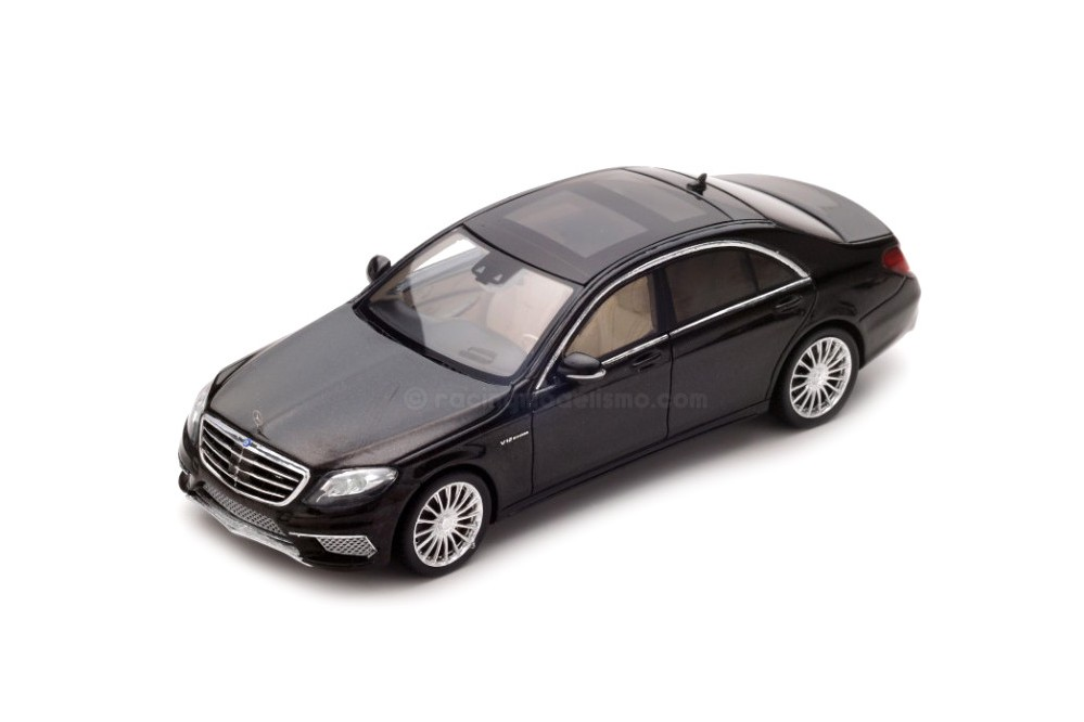 Mercedes benz s class s65 amg 2016 spark scale 1 43 for Mercedes benz s65 amg 2016
