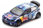 VOLKSWAGEN Polo WRC World Champion Rally Australia 2016 S. Ogier - Spark Scale 1:43 (S4971)