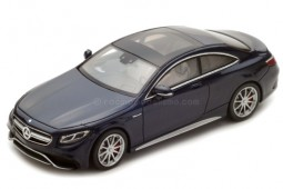 MERCEDES-Benz AMG S 63 Coupe  2016 - Spark Escala 1:43 (S4918)