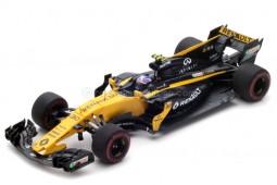 RENAULT RS17 Formula 1 GP Baharain 2017 J. Palmer - Spark Escala 1:43 (S5034)
