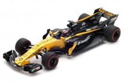 RENAULT RS17 Formula 1 GP Bahrain 2017 N. Hulkenberg - Spark Escala 1:43 (S5035)