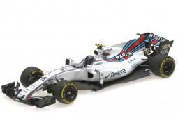 WILLIAMS FW40 Formula 1 2017 L. Stroll - Minichamps Escala 1:43 (417170018)