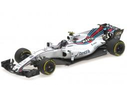 WILLIAMS FW40 Formula 1 2017 L. Stroll - Minichamps Scale 1:43 (417170018)