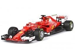 FERRARI SF70H Formula 1 Winner Formula 1 GP Australia S. Vettel - BBR Scale 1:43 (BBRC199A)